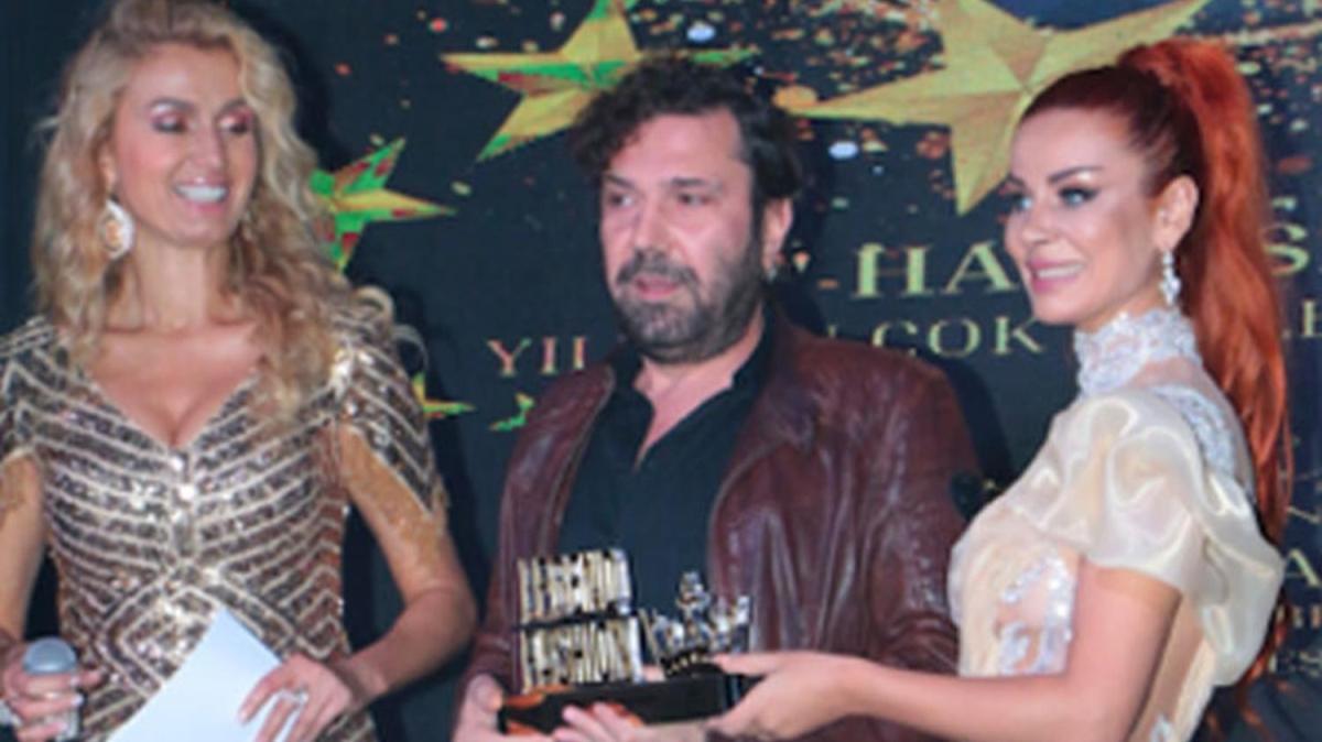 Legend Awards Of The Year ödülleri sahiplerini buldu