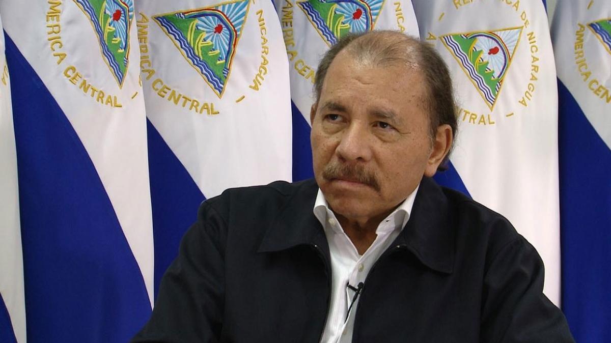 """Nikaragua Devlet Başkanı Ortega'dan Roma piskoposlarına: """"Teröristler!"""""""