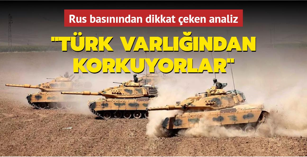 Rus basınından dikkat çeken analiz: İran, bölgedeki Türk askeri varlığından korkuyor