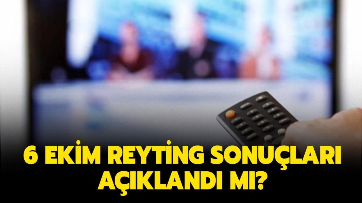 """6 Ekim reyting sonuçları açıklandı mı"""" Kuruluş Osman, Sadakatsiz, Kanunsuz Topraklar reyting sıralaması belli oldu mu"""""""