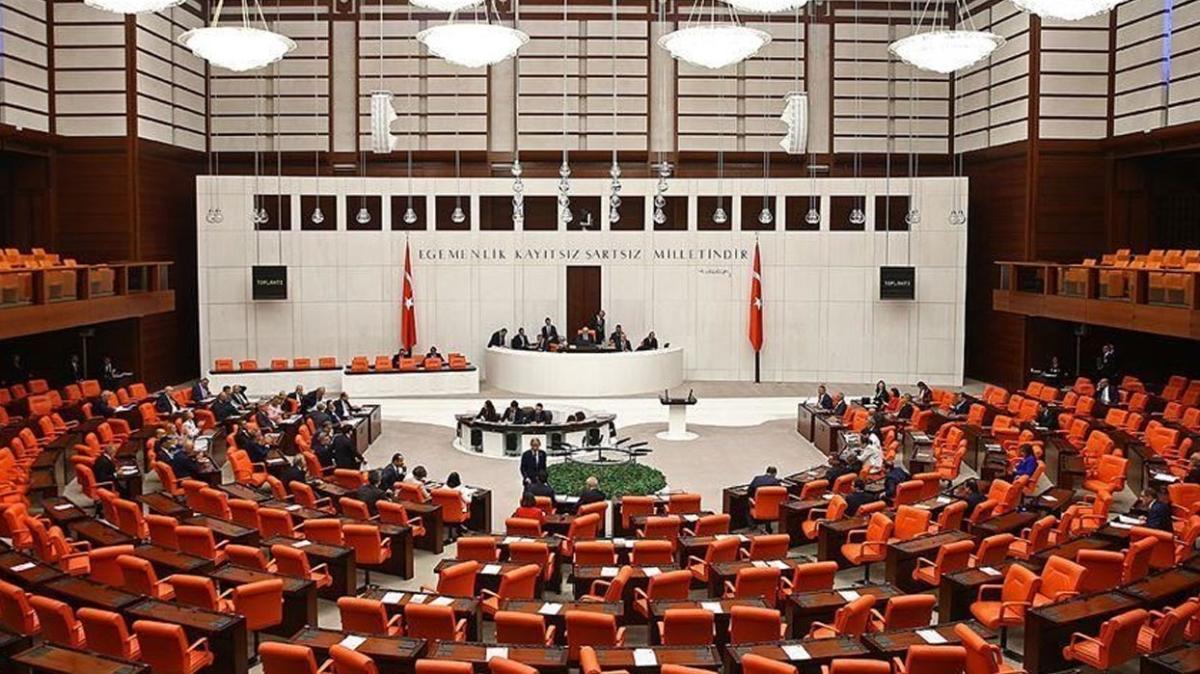 6 partiden Meclis'te 'eyalet' buluşması