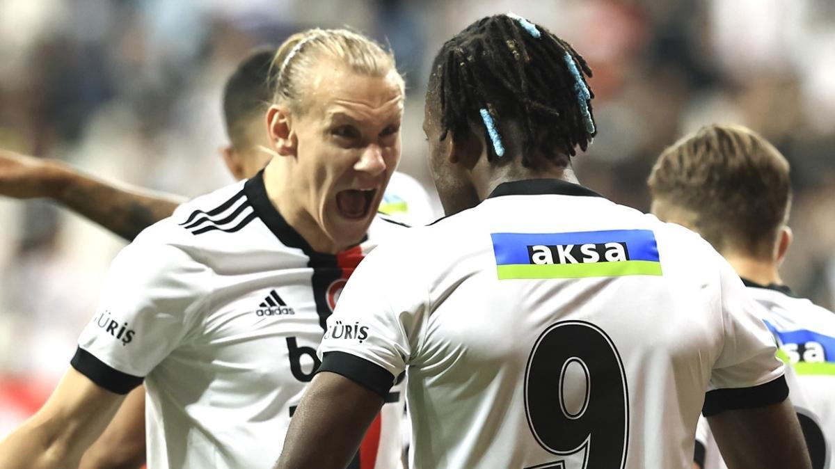Beşiktaş'tan Domagoj Vida'ya yeni sözleşme şartı