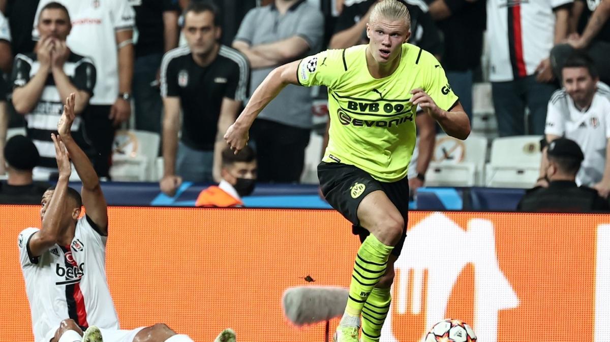 Borussia Dortmund Haaland'ın maaşını ikiye katlayacak
