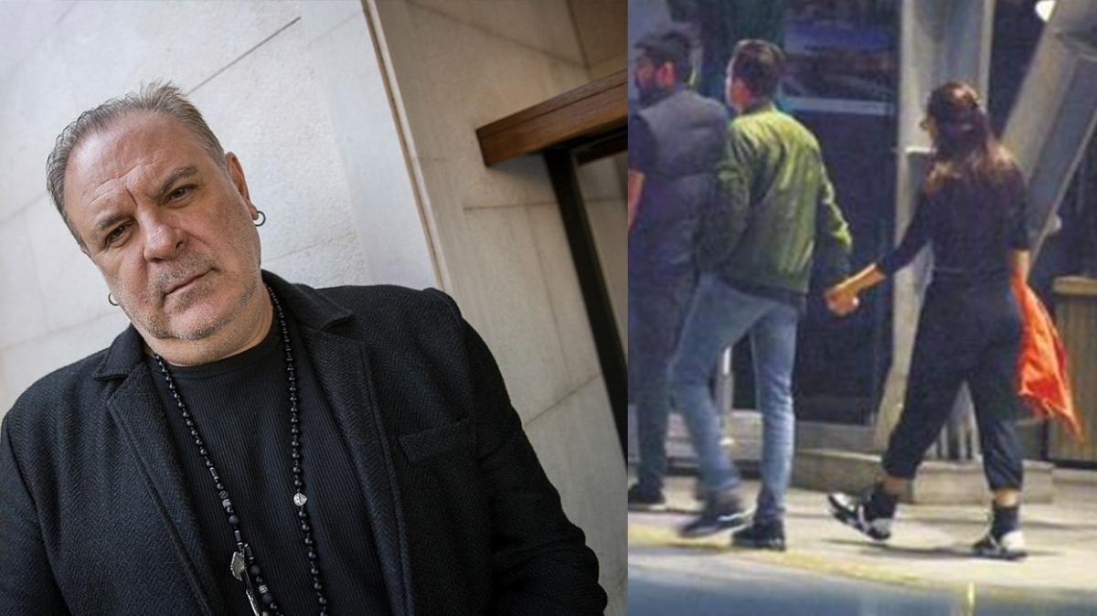 Burak Sergen'i aldattığı iddia edilen Nihan Ünsal'ın, İzmirli bir iş insanıyla el ele görüntüleri ortaya çıktı