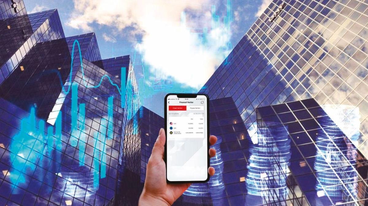 'Dijital banka'yla finansa yeni oyuncular girecek