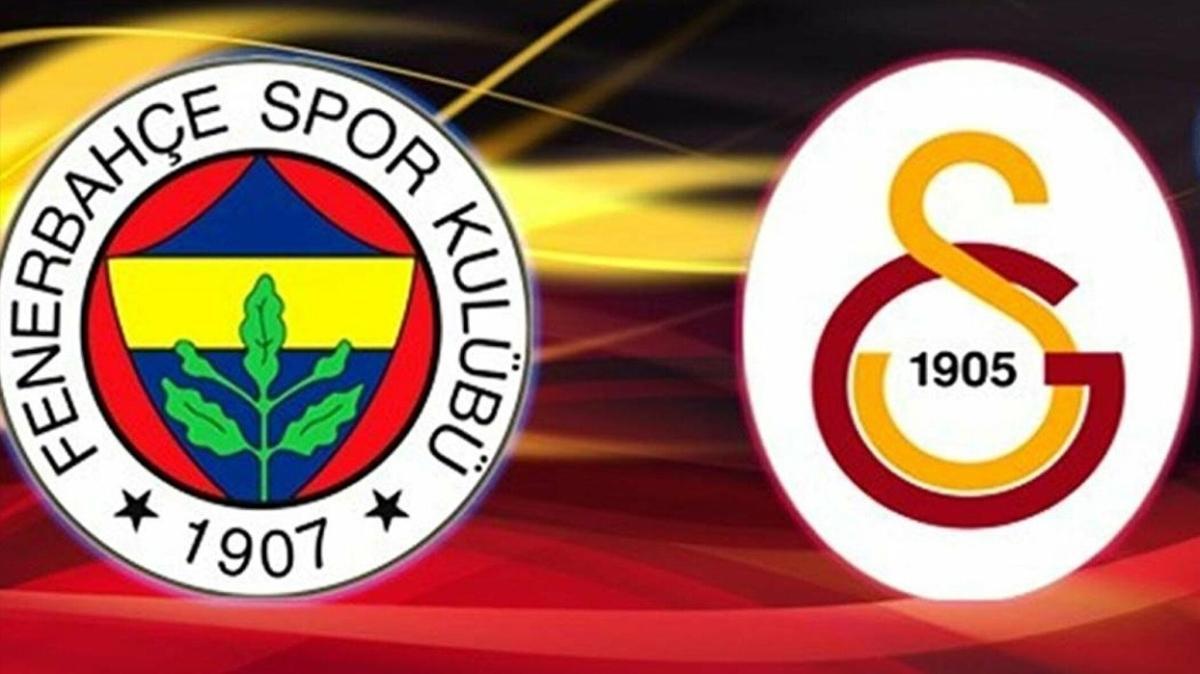 Fenerbahçe ve Galatasaray'dan ortak adım