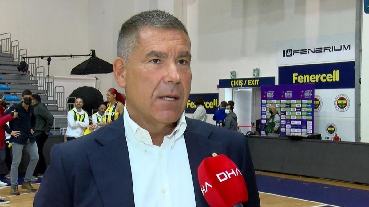 Fenerbahçe yöneticisi Mustafa Kemal Danabaş, en büyük hedeflerini açıkladı