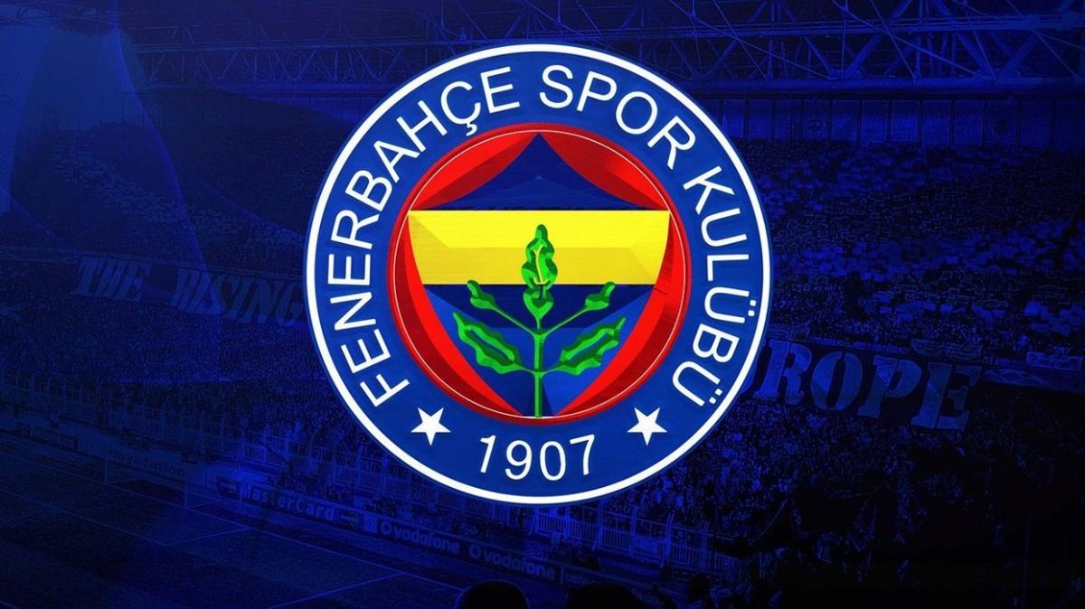 Fenerbahçe'den yeni sponsorluk anlaşması