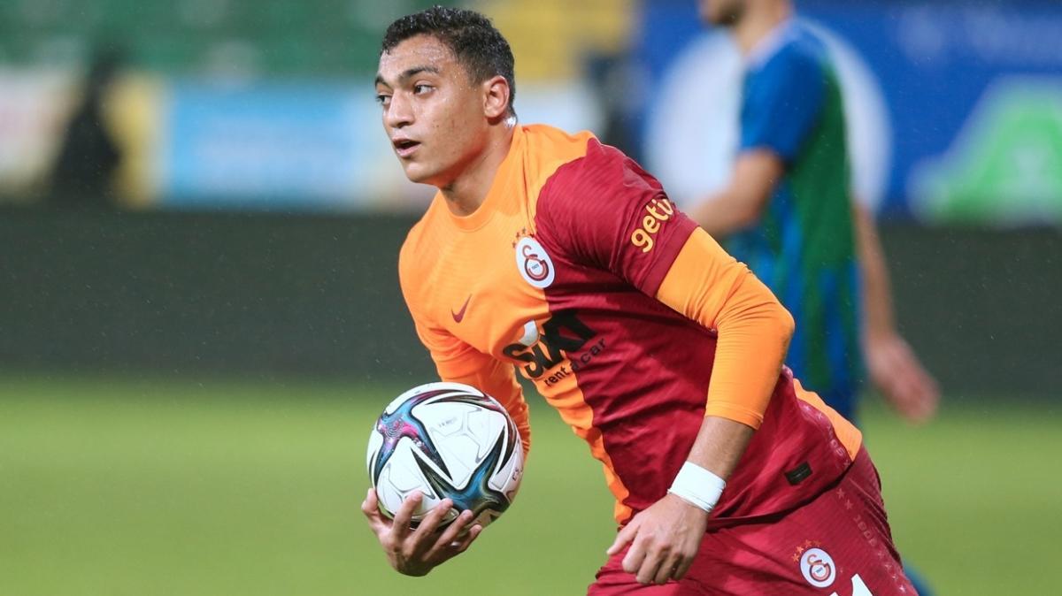 Galatasaray'da son dakika Mostafa Mohamed gelişmesi