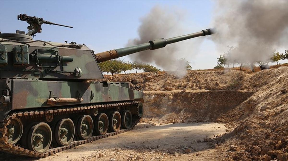 Irak'ın kuzeyinde 4 PKK'lı terörist daha etkisiz hale getirildi