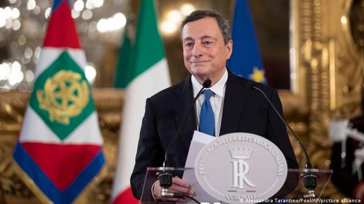 İtalya Başbakanı Draghi: AB NATO'dan ilgi bekliyor