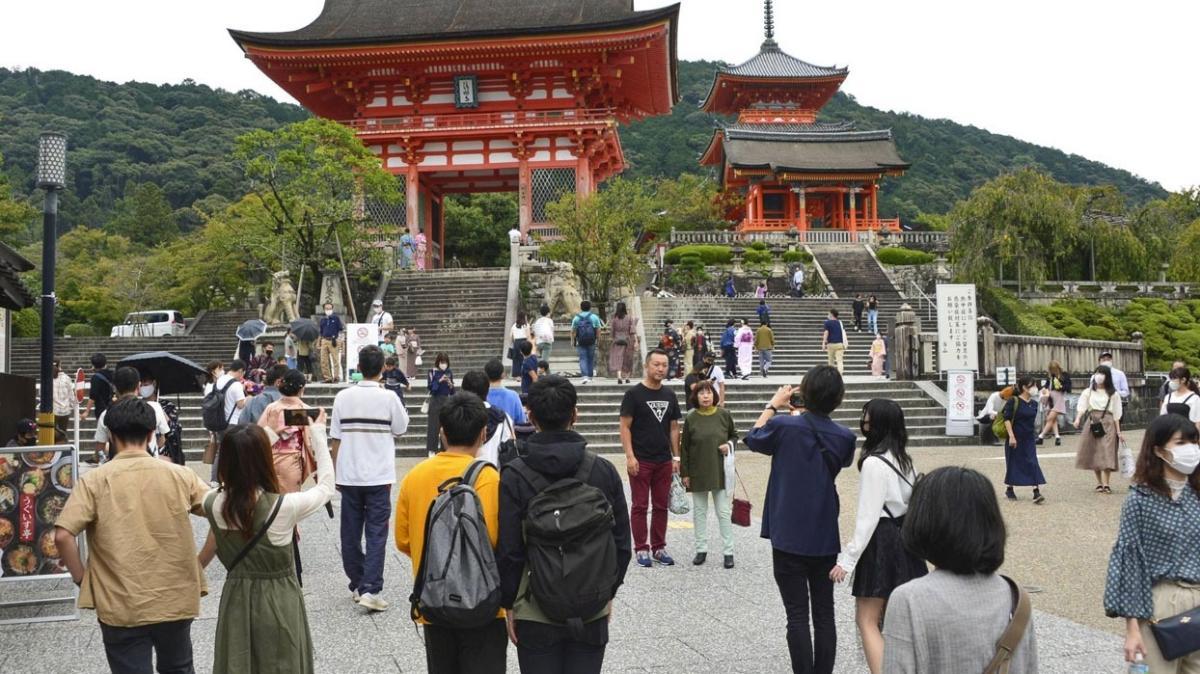 """Japonya'dan yeni turizm kampanyası: """"Seyahate Çık"""""""