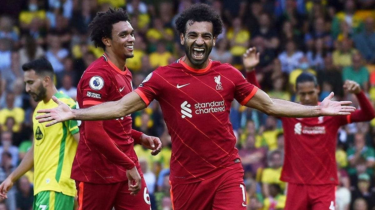 Liverpool'da gündem Mohamed Salah