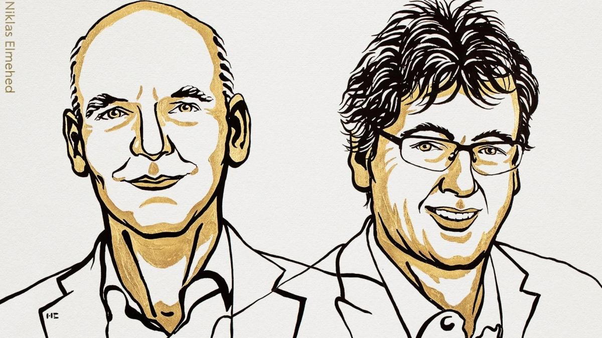 Son dakika haberi: 2021 Nobel Kimya Ödülü sahibini buldu