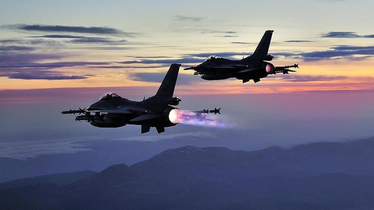 TSK ve MİT'ten ortak operasyon... Irak'ın kuzeyinde etkisiz hale getirildiler