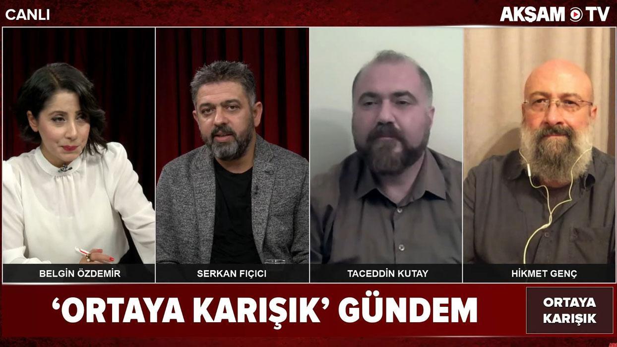 """AKŞAM TV'de """"Ortaya Karışık"""" sona erdi"""