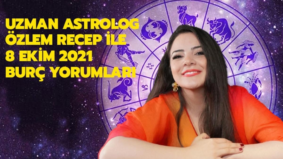 8 Ekim 2021 Cuma günü burç yorumları! İkizler'e aşk Akrep'e seyahat