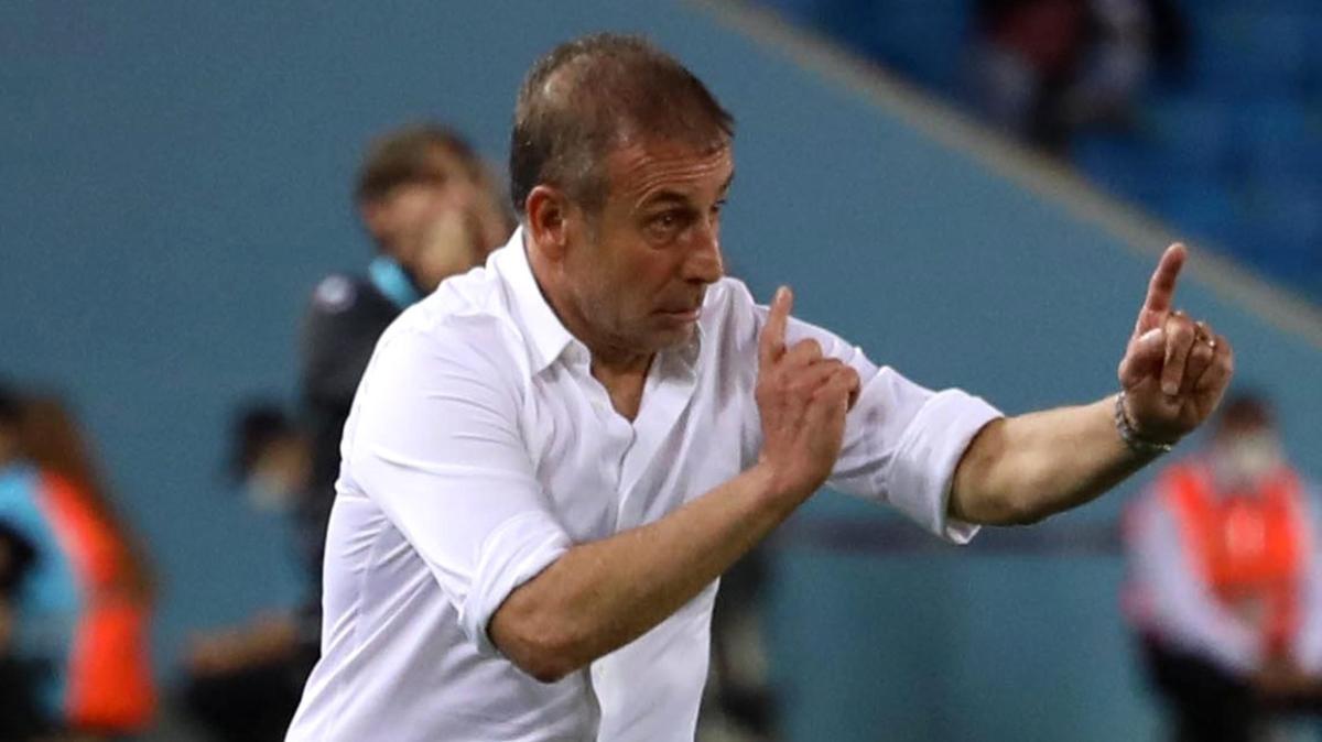 Abdullah Avcı'nın Trabzonspor'da tek bir eksiği kaldı
