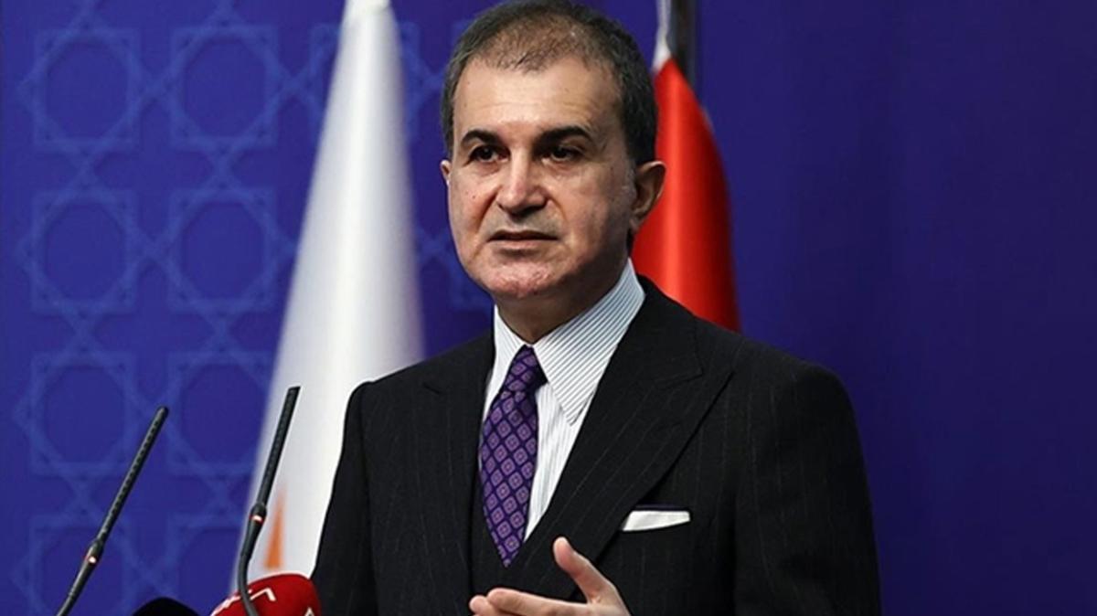 AK Parti Sözcüsü Çelik: Dünyaya örnek olacak adımlar atıyoruz