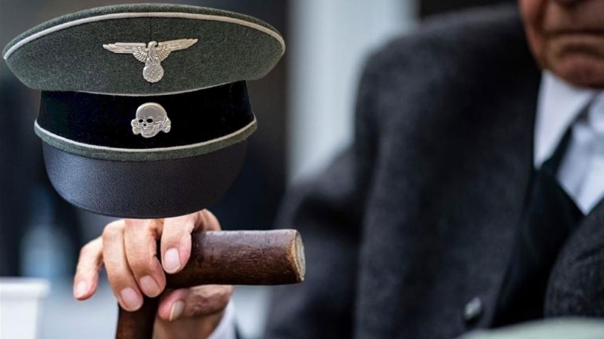 """Almanya NAZİ'lerle hesaplaşıyor... """""""" yaşındaki SS muhafızı yargılanıyor"""