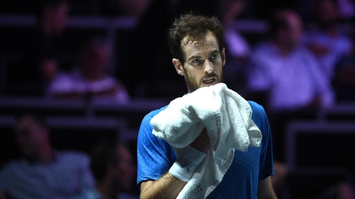 Andy Murray çalınan alyansını arıyor: Kahroldum
