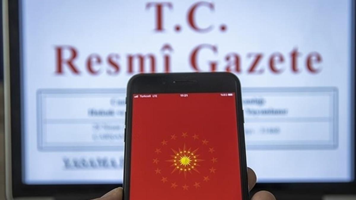 Başkan Erdoğan BM'de ilan etmişti! Resmi  Gazete'de yayımlandı