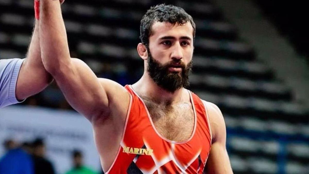 Burhan Akbudak, Dünya Güreş Şampiyonası'nda finalde