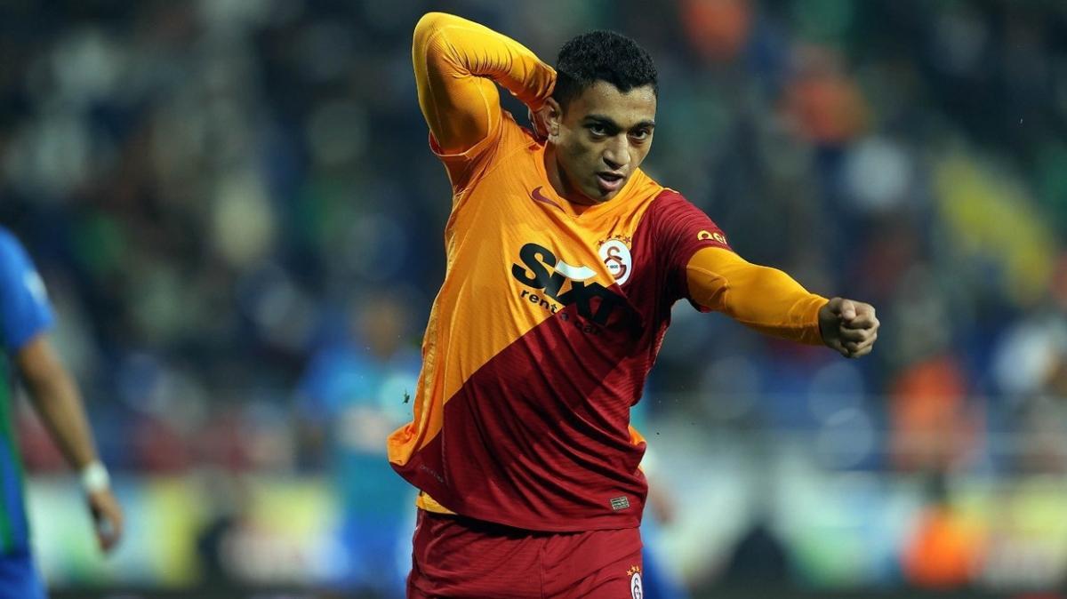 Galatasaray'dan Mostafa Mohamed kararı