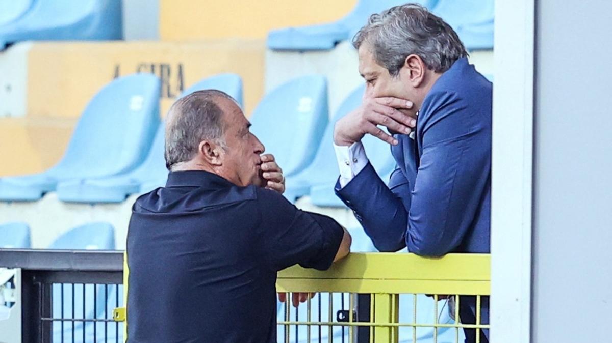 Fatih Terim'in Halil Dervişoğlu talebi: Sezon sonu değil şimdi!