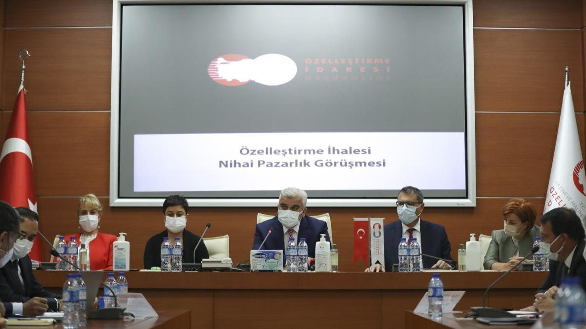 Fenerbahçe Kalamış Yat Limanı özelleştirme ihalesi yapıldı