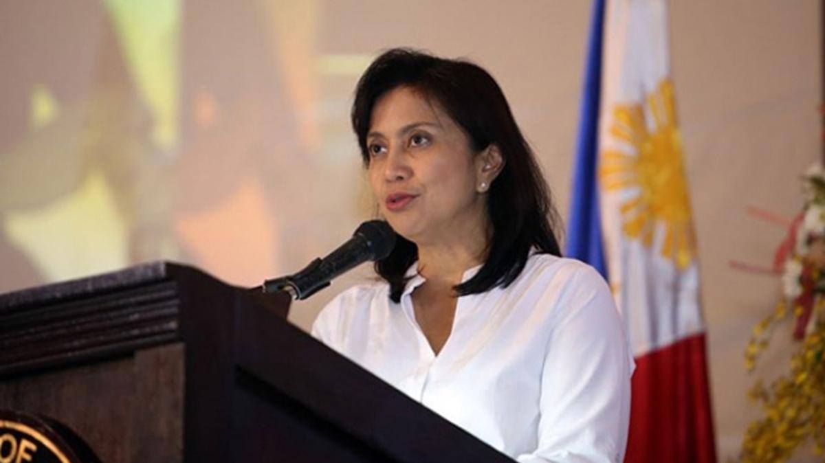 Filipinler Devlet Başkan Yardımcısı Robredo, 2022'deki seçimlerde devlet başkanlığına aday