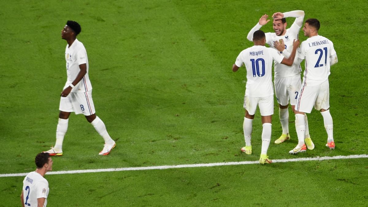 Fransa, Belçika'yı devirdi; UEFA Uluslar Ligi finalinde İspanya'nın rakibi oldu