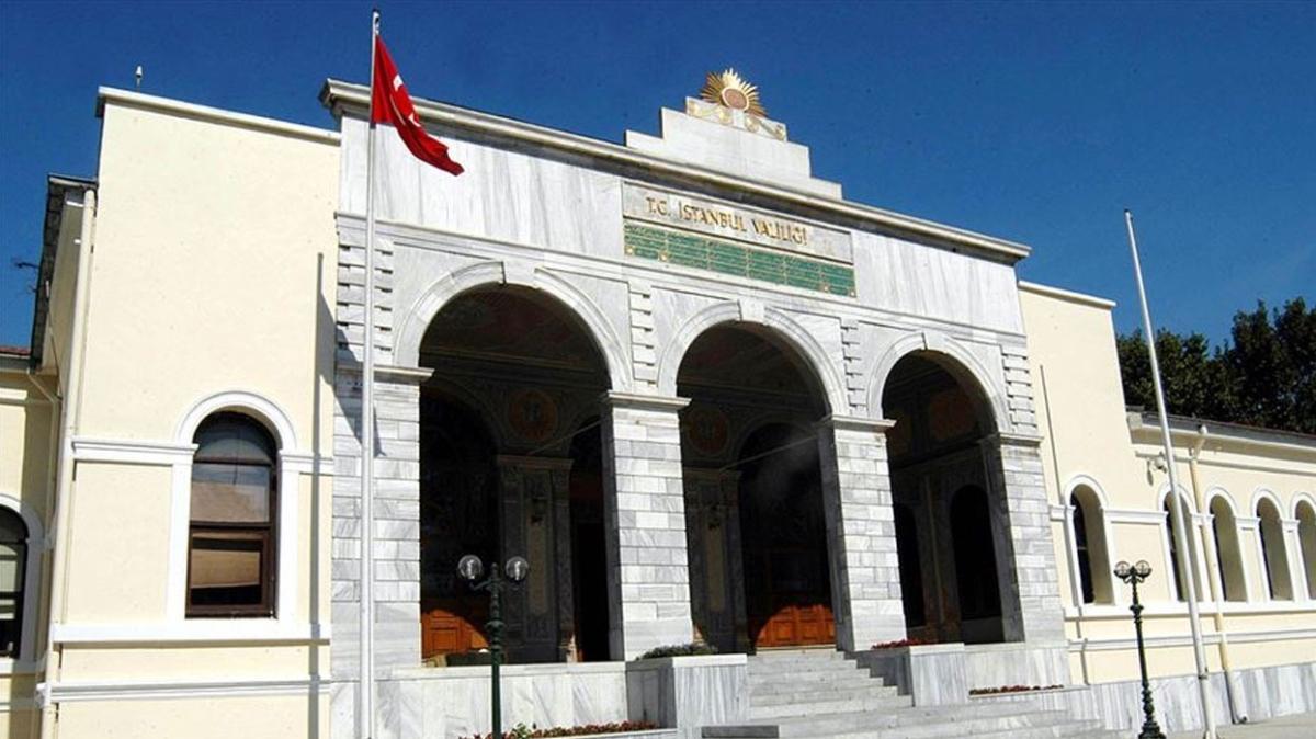 İstanbul Valiliği'nden Boğaziçi olaylarına ilişkin açıklama