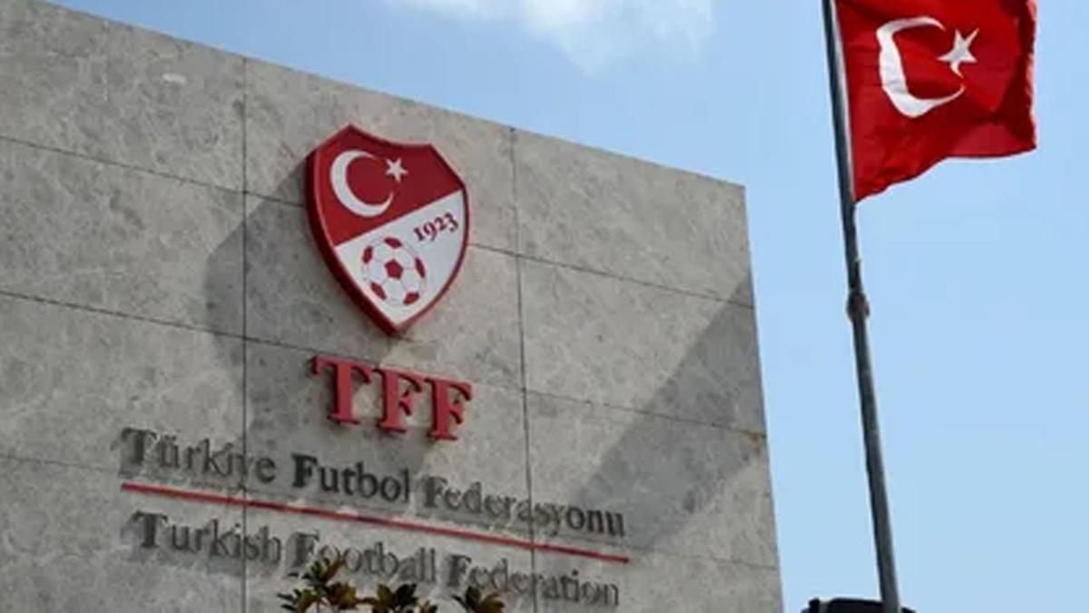 Kulüpler Birliği Vakfından Türkiye Futbol Federasyonuna çıkarma
