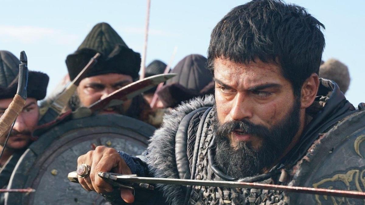 Kuruluş Osman'da büyük ayrılık! Cüneyt Arkın Kuruluş Osman'dan ayrıldı