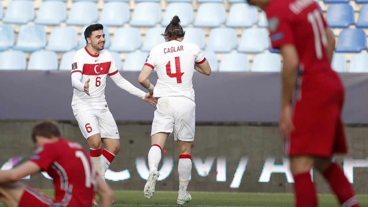 Milli takımımız Norveç'e karşı üst üste 3. galibiyetini almak istiyor