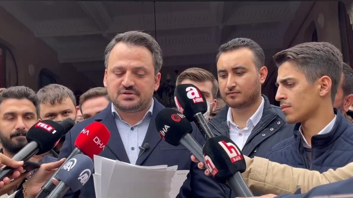 Türkiye Gençlik Vakfı'ndan CHP açıklaması