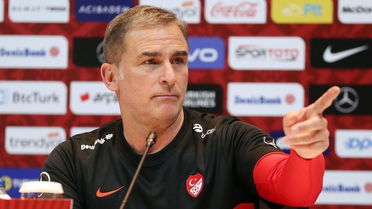 """Yarınki maçta kalede kim oynayacak"""" Stefan Kuntz cevapladı"""
