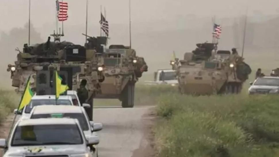 Teröristlere skandal destek! ABD'nin PKK/YPG aşkı bitmiyor