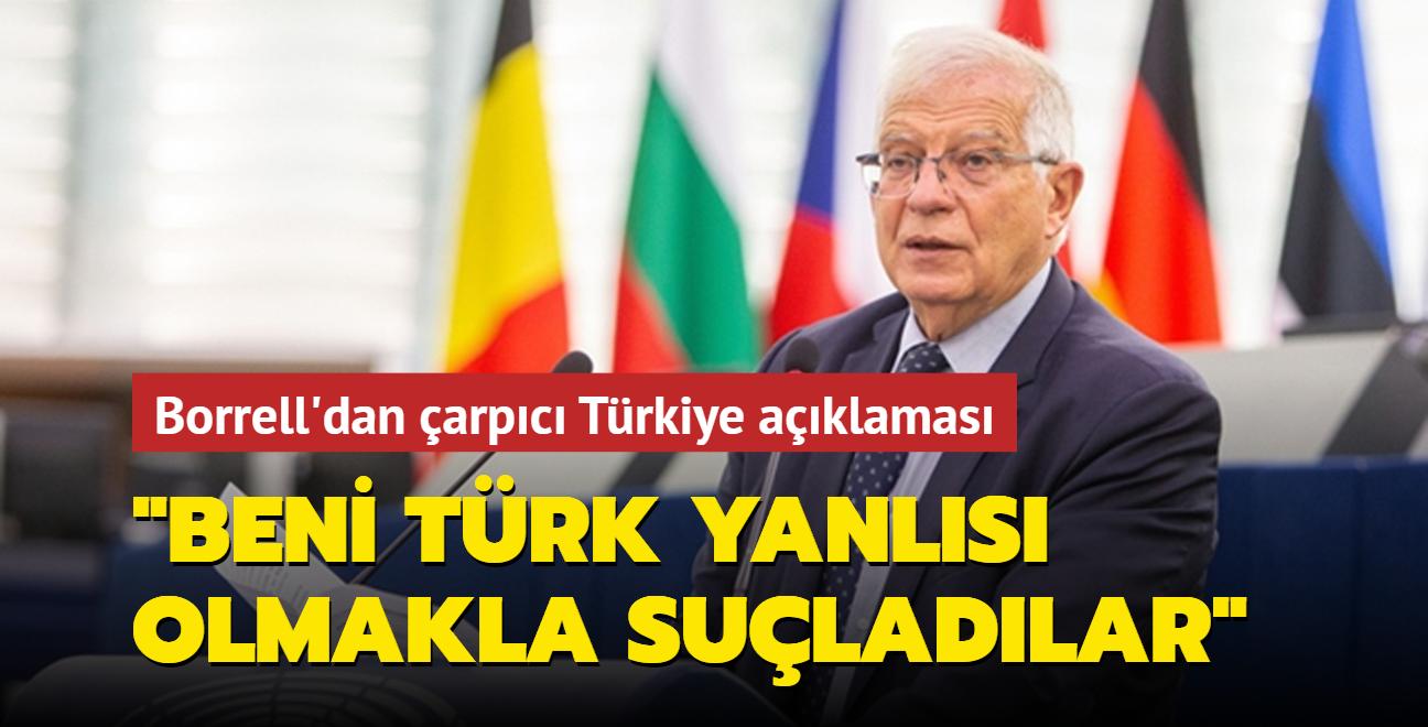 AB: Türkiye ile çok daha iyi durumdayız