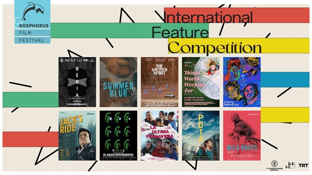 9. Boğaziçi Film Festivali'nin Uluslararası Uzun Metraj Film Yarışması'nda yer alan filmler açıklandı!