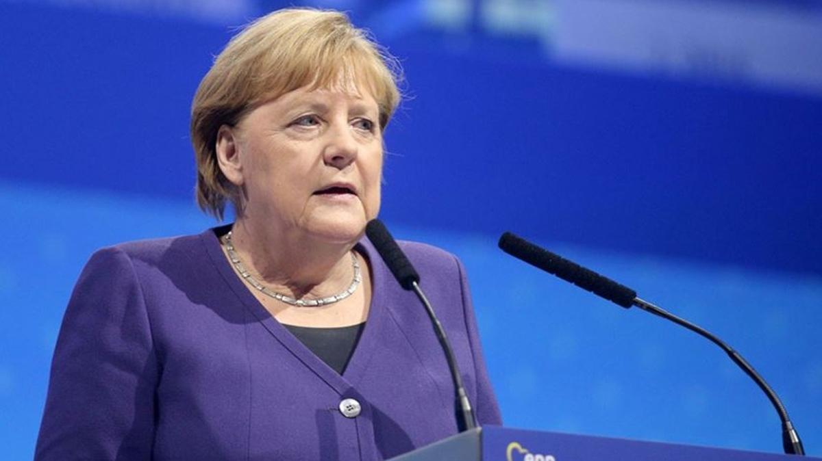 Almanya Başbakanı Angela Merkel Türkiye'yi ziyaret edecek