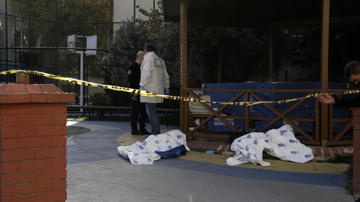 Beyoğlu'nda esrarengiz ölüm