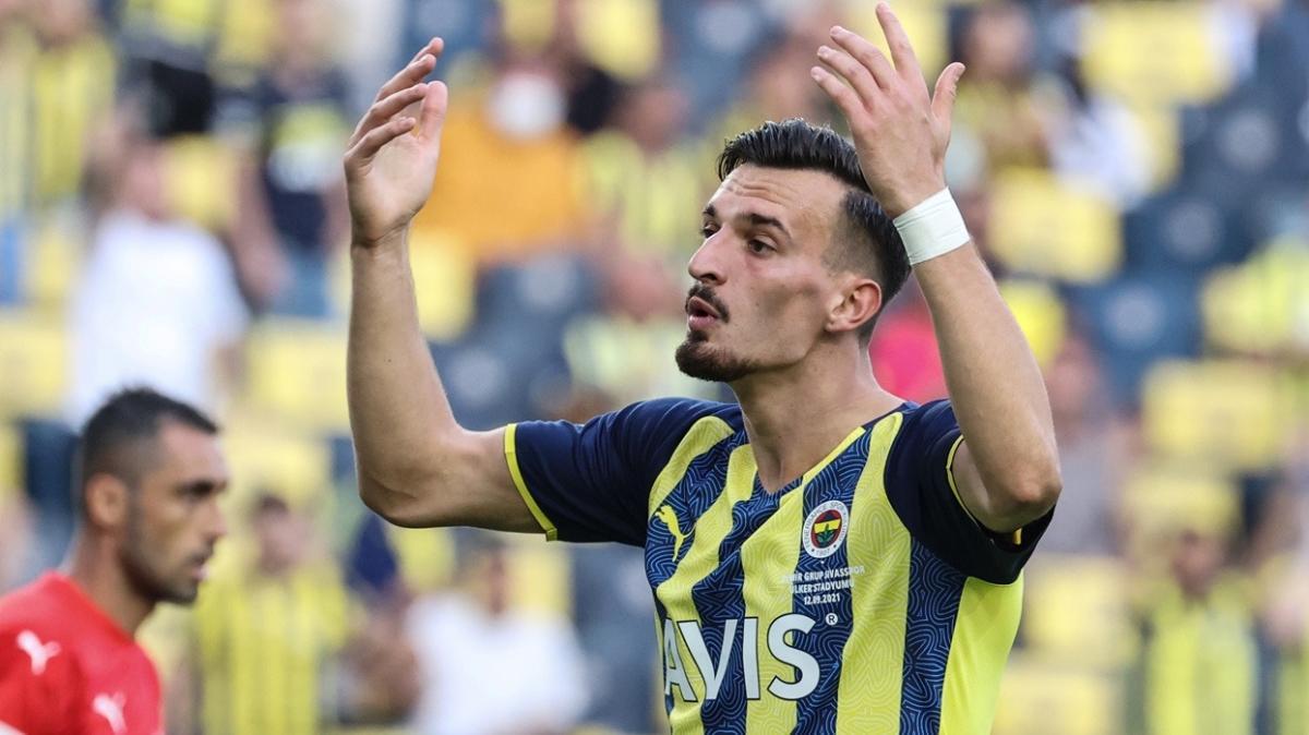 Fenerbahçe'nin parlayan yıldızı Berihsa