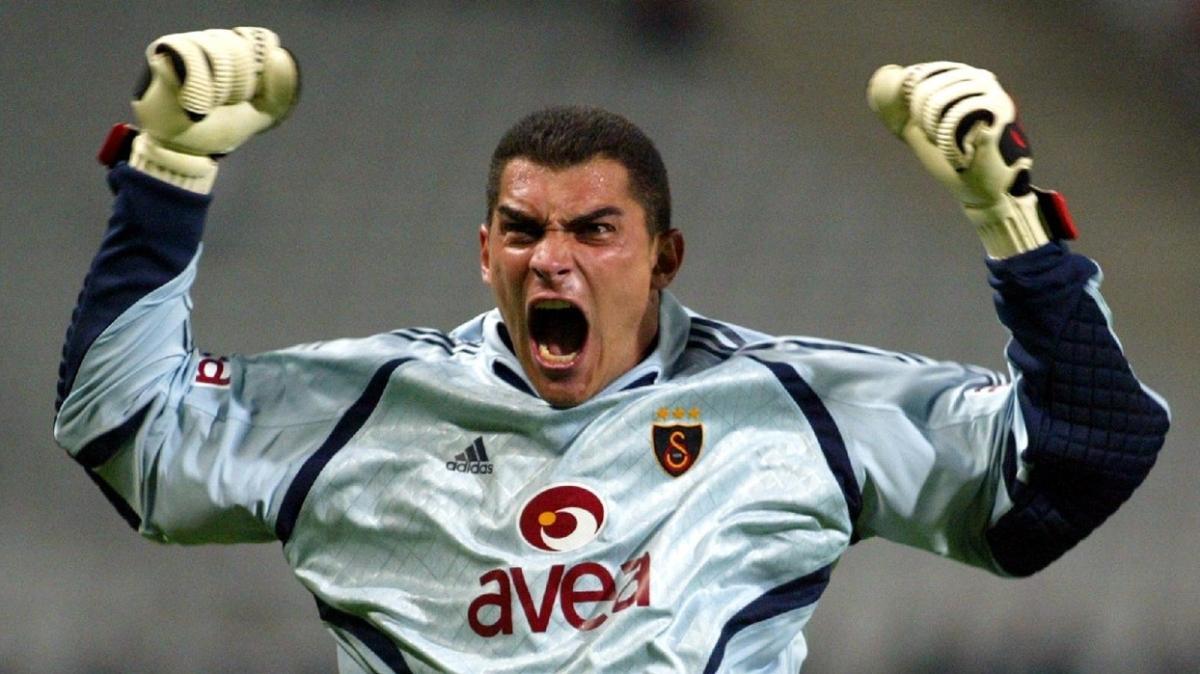 Galatasaray'da Faryd Mondragon sürprizi