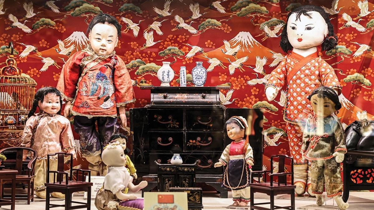 Her dönemin ve kültürün ortak mirası: Bebekler