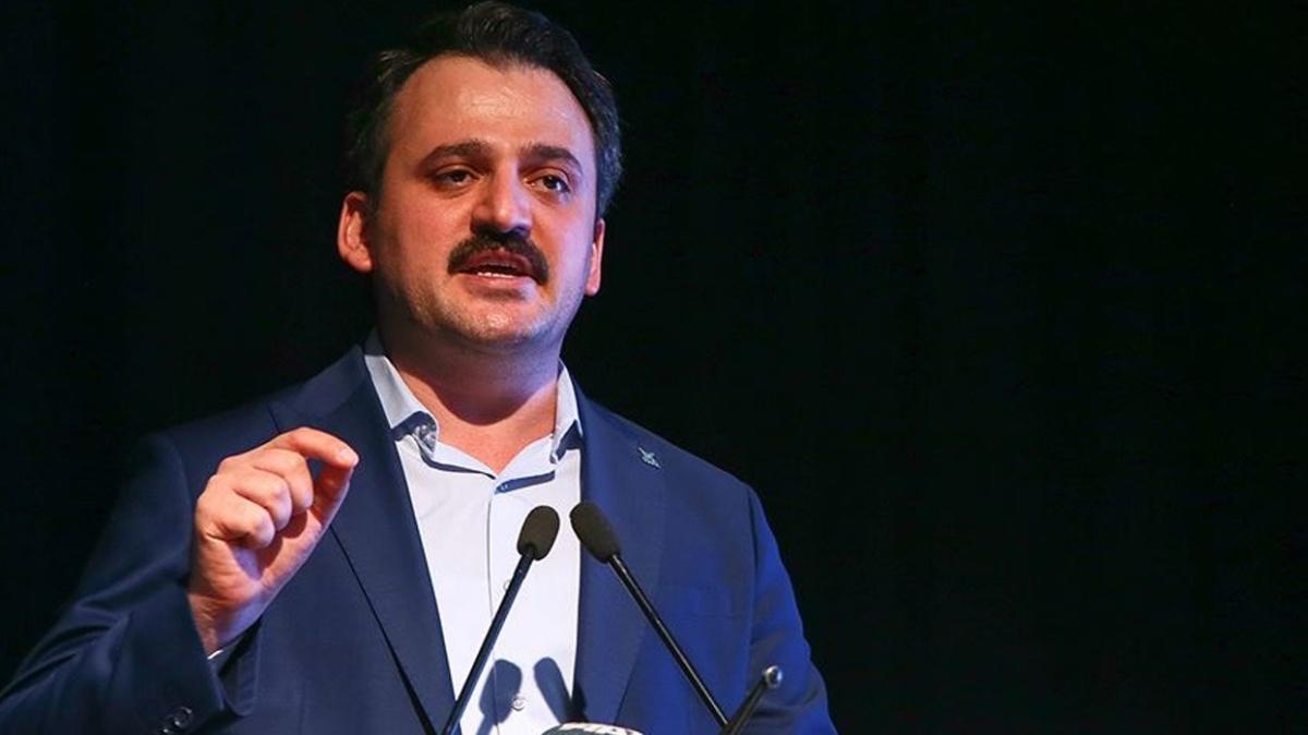 TÜGVA Başkanı Enes Eminoğlu açıklamalarda bulundu