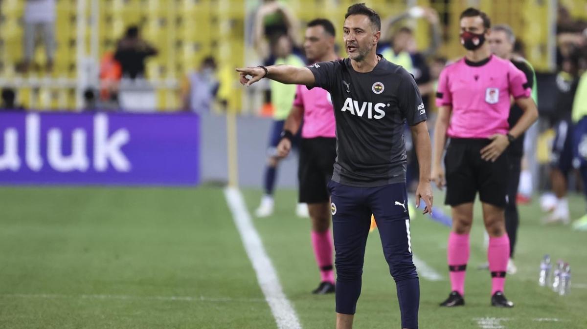 Vitor Pereira'dan takıma derbi uyarısı