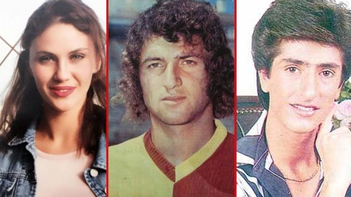 Yıllar onları teğet geçti! İşte 5 ünlü ismin gençlik fotoğrafı