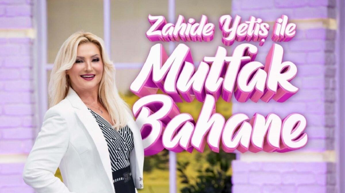 """Zahide Yetiş ile Mutfak Bahane haftanın kazananı belli oldu! Zahide Yetiş ile Mutfak Bahane 8 Ekim 2021 kazananı kim"""""""